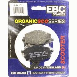 Pastilhas Organicas EBC - SFA101