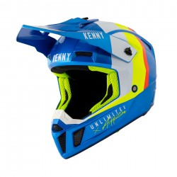 Capacete Kenny Performance Candy/Azul