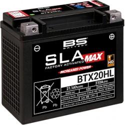 Bateria BS BTX20HL SLA MAX