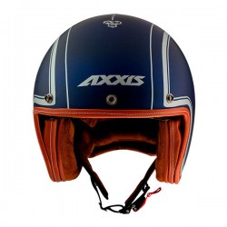 Capacete AXXIS OF507V Hornet SV Royal A7 - Azul Mate