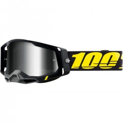 Oculos / Goggles 100% Racecraft 2 Arbis com lente espelhada