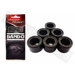 Roletes Bando 18x14 - 10 gramas