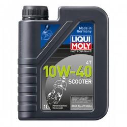 Oleo Liqui Moly Moto 4T 10w-40 Scooter - 1 Litro