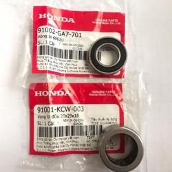 Rolamentos da embreagem Originais Honda PCX 125 2010-18