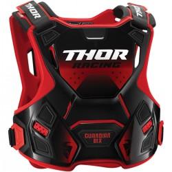 Colete Thor Guardia MX Deflector Vermelho