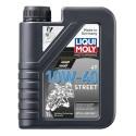Oleo Liqui Moly 10w-40 4T Street Sintético - 1 Litro