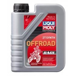 Oleo de Mistura Liqui Moly 2T Sintético Offroad