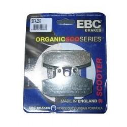 Pastilhas de travão EBC SFA256