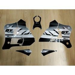 Kit de Autocolantes Yamaha DTR 125 Hpires - Preto