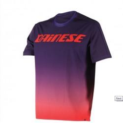 Jersey Dainese Driftec Midnight Violeta/vermelho