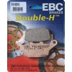 Pastilha travão EBC FA-HH Series (traseira)