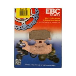Pastilha de travão EBC  SINT FA 414 R Series