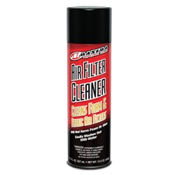 Spray Limpeza Filtro de Ar - MAXIMA RACING