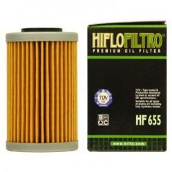 Filtro de Oleo HIFLOFILTRO HF655