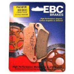 Pastilha de travão EBC FA181R