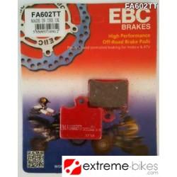 Pastilha de travão EBC ORG FA602TT