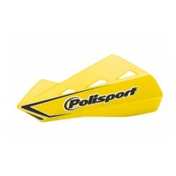 Proteção de mãos com kit montagem Polisport Qwest - Varias cores