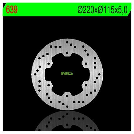 Disco de travao NG Brakes NG639 - Yamaha R6 99/02