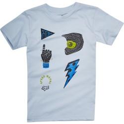 T-Shirt Criança Drafter Cinza