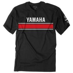 Tshirt Factory Effex Yamaha Retro Preta