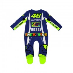 Overall Baby Valentino Rossi Blue Royal 6M