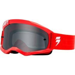 Goggles Shift Whit3 Label - Vermelhos
