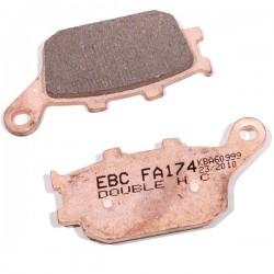 Pastilhas de Travão EBC FA-HH Series