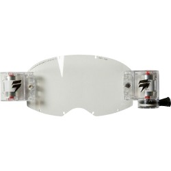 Goggle Roll Off SHIFT Whit3 - Clear