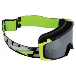 Goggles Swaps Cinza com lente espelhada Cinza