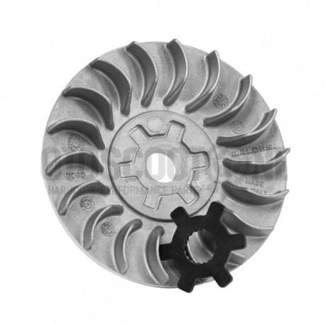 Ventilador de variador Malossi, motor Minarelli horizontal vertical