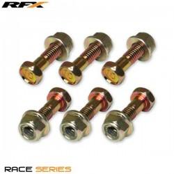 Kit de parafusos para Disco Dianteiro RFX Honda CR125-450 02-19