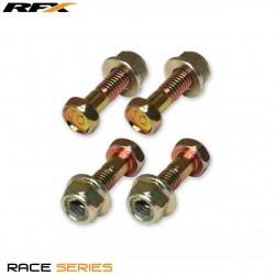 Kit de parafusos para Disco Traseiro RFX Honda CR125-450 02-19