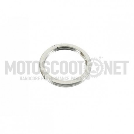 Junta de escape Motoforce Minarelli Vertical / Peugeot Vertival 33x26mm