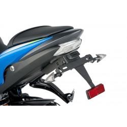 Suporte de matrícula PUIG p Suzuki GSX-S750/1000/1000F