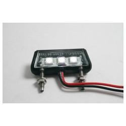 Mini Luz de Matricula em LED - Com Homologação