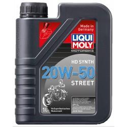 Oleo LIQUI MOLY MOTORBIKE 4T HD SYNTH 20W50 (1L)