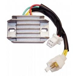 Rectificador / Regulador de Corrente DZE 2474 - Honda XR125L 03/10