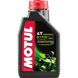 Oleo de Motor Motul 5100 10w40 1 litro