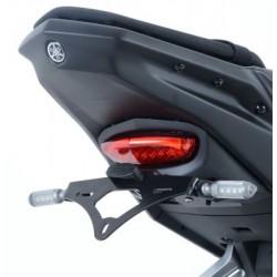 Suporte de matrícula R&G Yamaha MT-125 '14-16