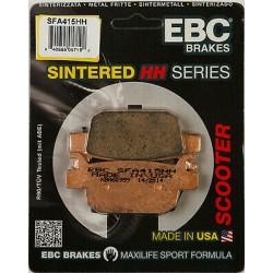 Pastilhas de Travão EBC Scooter Sinterizadas - SFA415HH