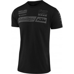 Tshirt Troy Lee Designs KTM TEAM