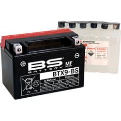 Bateria BS BTX9-BS ( YTX9-BS)