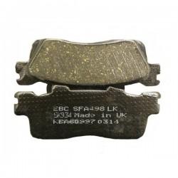 Pastilhas de Travão EBC Kymco SFA498
