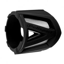 Protector de Silenciador Preto - Diametro 200-330mm