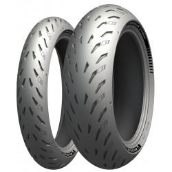 Pneu Michelin Power 5 - 180/55-17