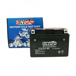Bateria Kyoto YT12A-BS