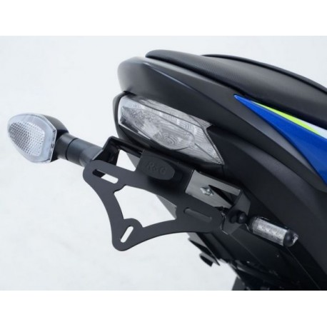 Suporte Matricula R&G Suzuki GSX-S1000 (15-)