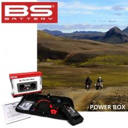 Booster Carregador BS Powerbox PB-01