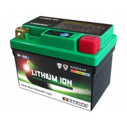 Bateria de Lítio Skyrich LITZ7A (YTZ7A)