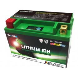 Bateria de Lítio Skyrich LITX9 (YTX9-BS)